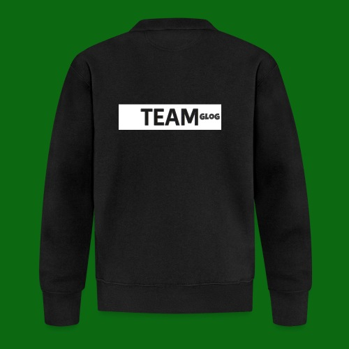 Team Glog - Unisex Baseball Jacket