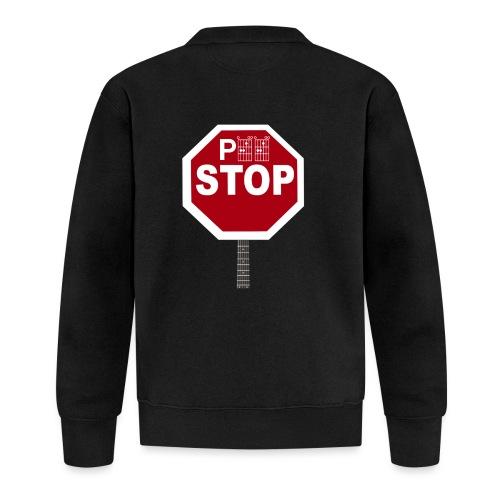 Pee Stop for Concert Goers! - Unisex Baseball Jacket