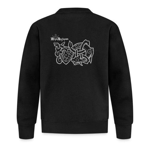 Regia TShirt Worm Clearbackground white - Baseball Jacket