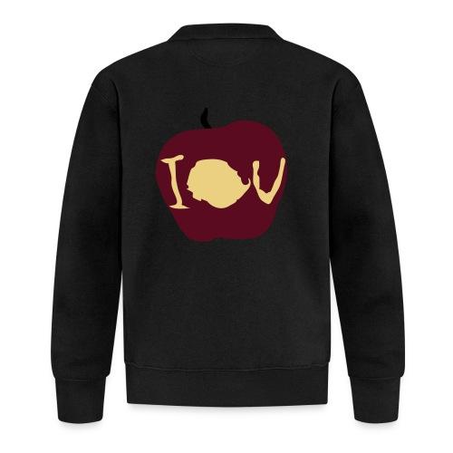 IOU (Sherlock) - Baseball Jacket