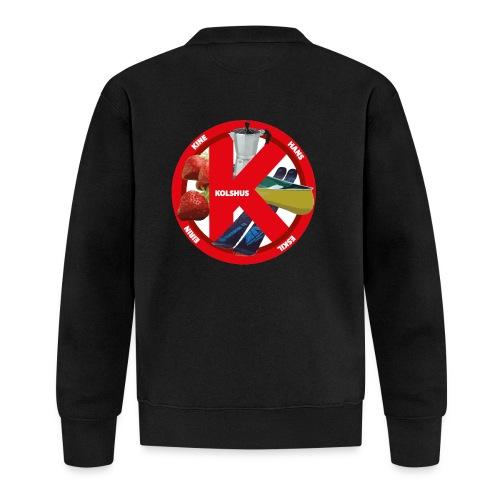 logoforeskil - Unisex Baseball Jacket