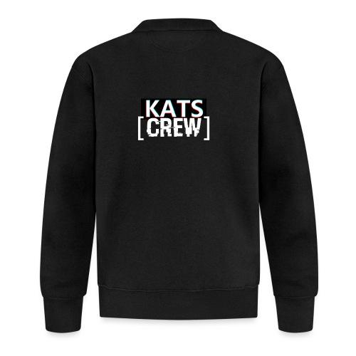 KATS CREW Logo - Kurtka bejsbolowa unisex