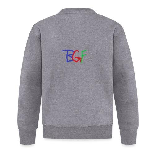 The OG BGF logo! - Unisex Baseball Jacket
