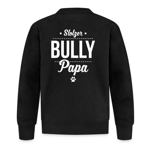 Stolzer Bullypapa Punkte - Unisex Baseball Jacke