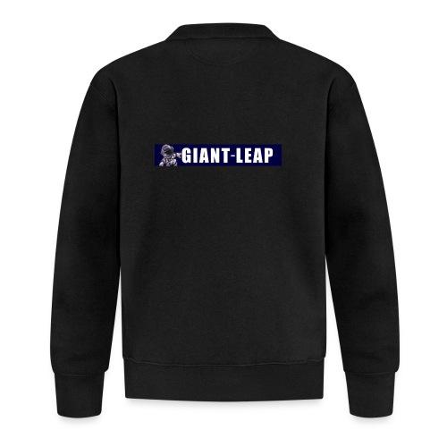 GiantLeap banner - Unisex Baseball Jacket