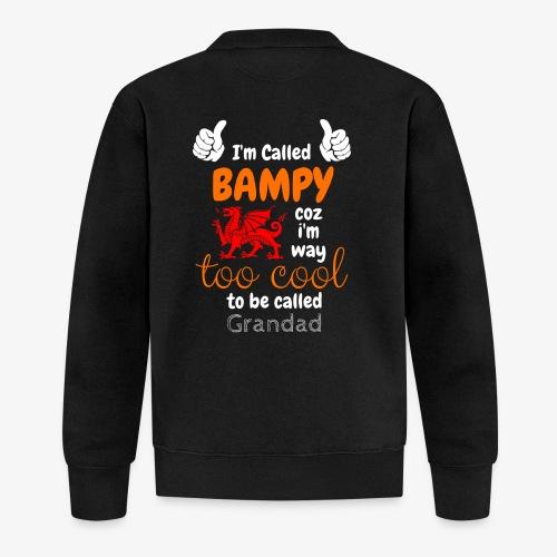 I'm Called BAMPY - Cool Range - Baseball Jacket