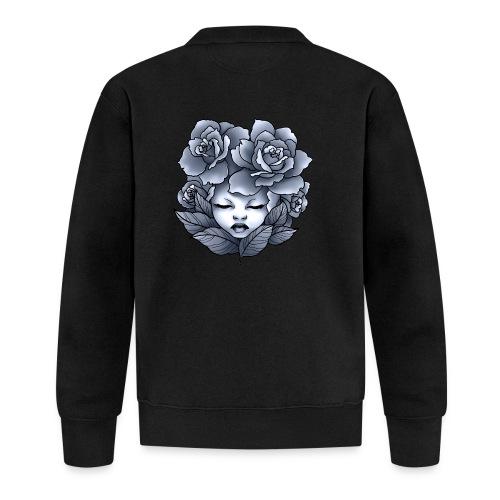 Flower Head - Veste zippée Unisexe