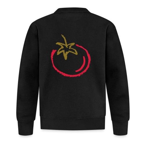 tomato 1000points - Baseball Jacket