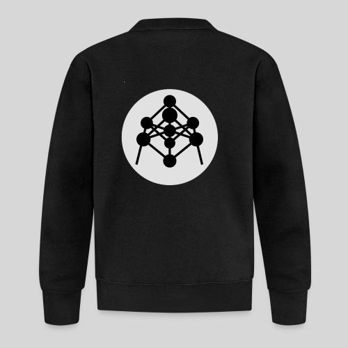 Atomium - Veste zippée