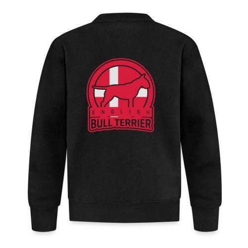 BULL TERRIER Denmark DANSK - Baseball Jacke
