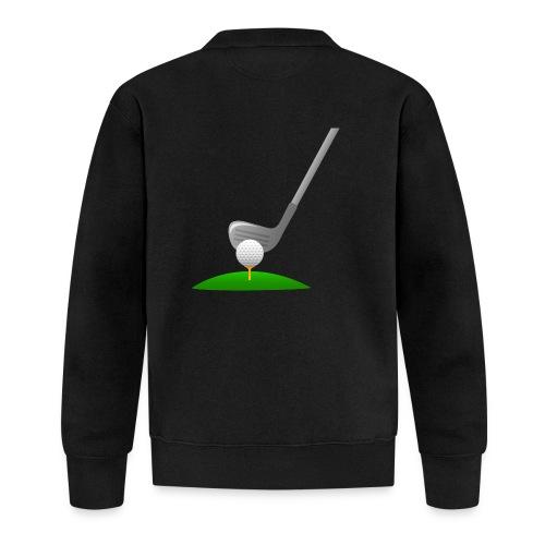 Golf Ball PNG - Chaqueta de béisbol