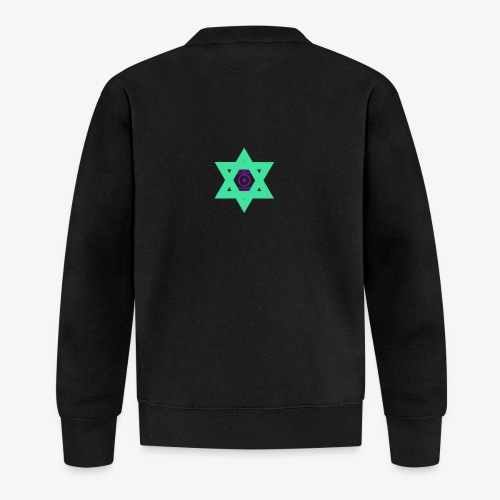 Star eye - Unisex Baseball Jacket