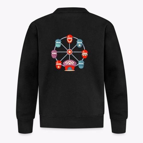 Ferris Wheel - Baseball Jacket