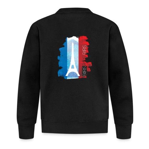 PARIS FRANCE - Baseball Jacket