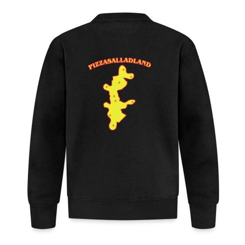 Pizzasalladland - Basebolljacka