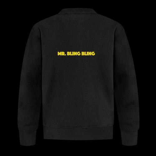 bling bling - Unisex Baseball Jacke
