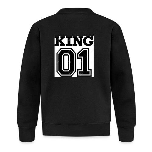 King 01 - Veste zippée