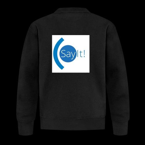 Sayit! - Unisex Baseball Jacket
