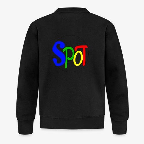 spotCircle Colour - Unisex Baseball Jacket
