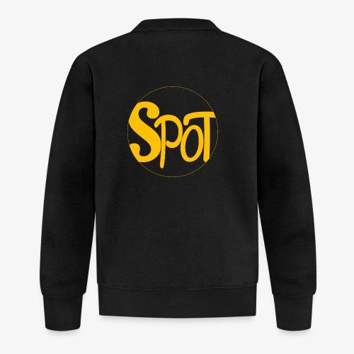 spotCircle Gold - Unisex Baseball Jacket