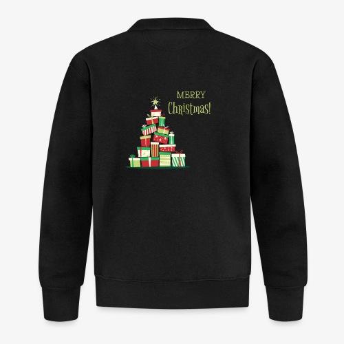Cadeaux - Merry Christmas - Veste zippée Unisexe