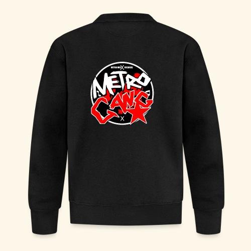 METRO GANG LIFESTYLE - Baseball Jacket