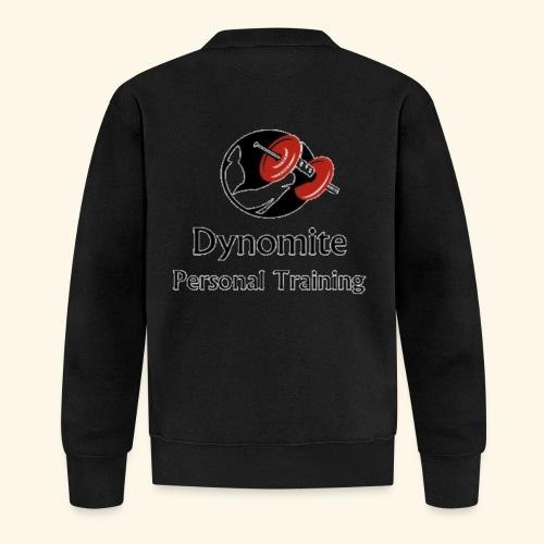 Dynomite Personal Training - Baseball Jacket
