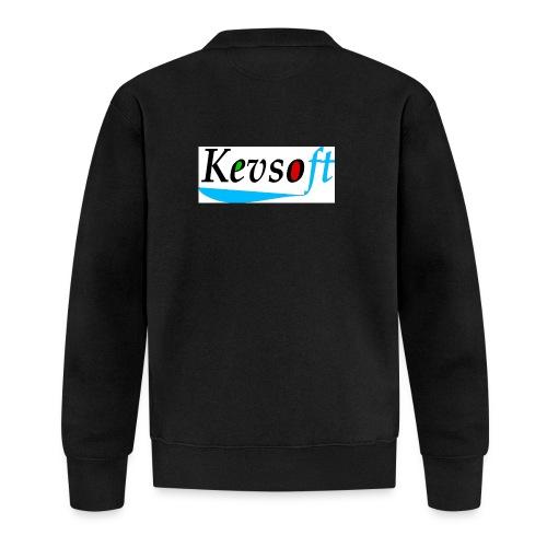 Kevsoft - Unisex Baseball Jacket
