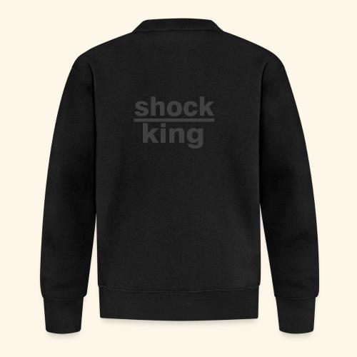shock king funny - Felpa da baseball