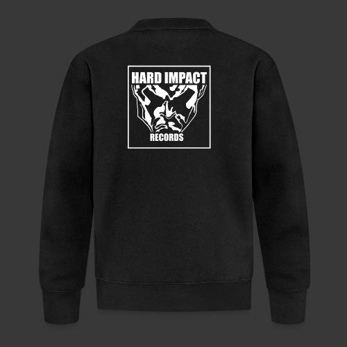 Hard Impact Records - Felpa da baseball unisex