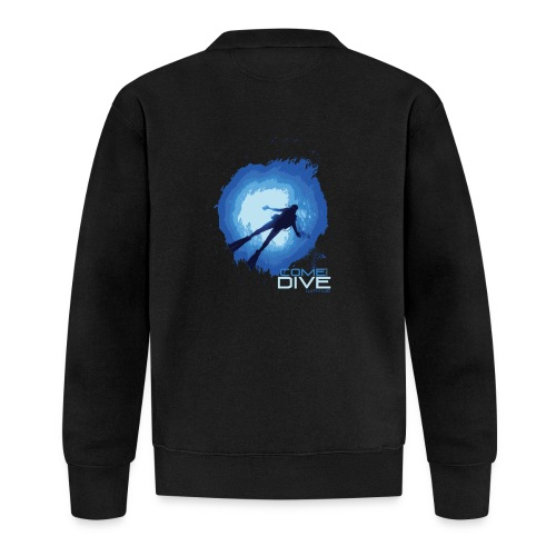Come and dive with me - Kurtka bejsbolowa unisex