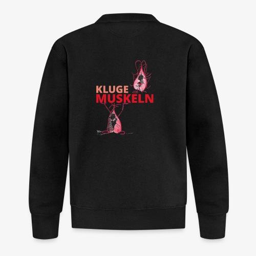Kluge Muskeln - Baseball Jacke