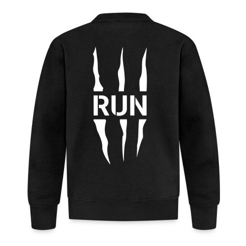 Run Scratch - Veste zippée Unisexe