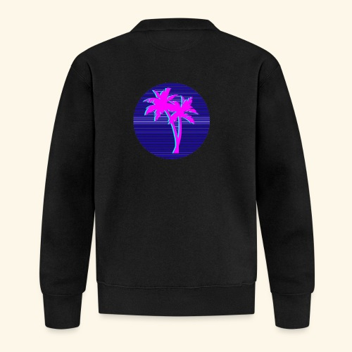Florida palmtree - Veste zippée Unisexe