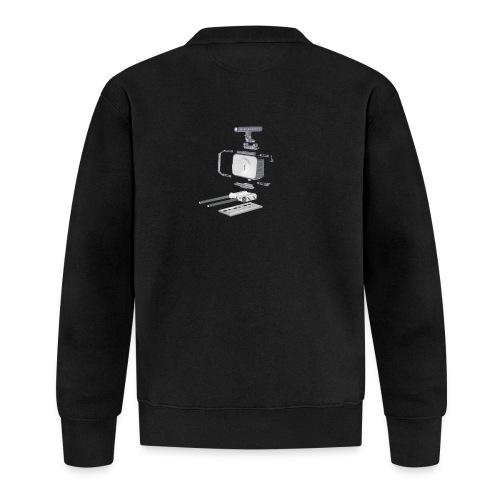 VivoDigitale t-shirt - Blackmagic - Felpa da baseball