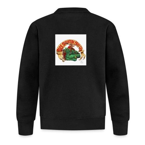 DiceMiniaturePaintGuy - Unisex Baseball Jacket