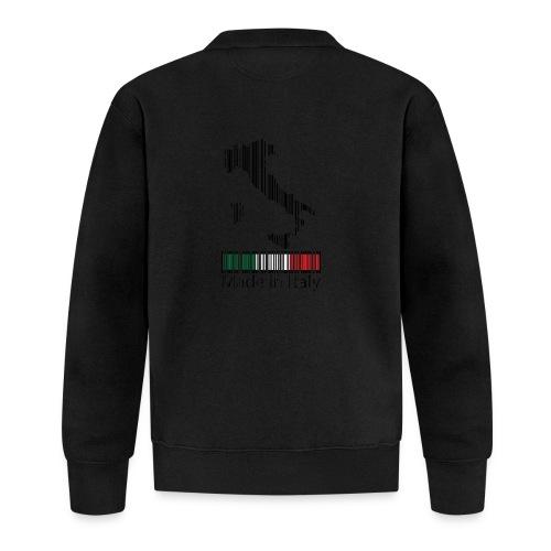 Made in Italy - Felpa da baseball unisex