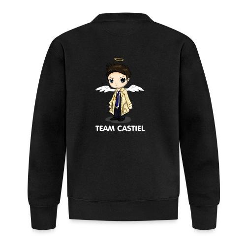 Team Castiel (dark) - Unisex Baseball Jacket