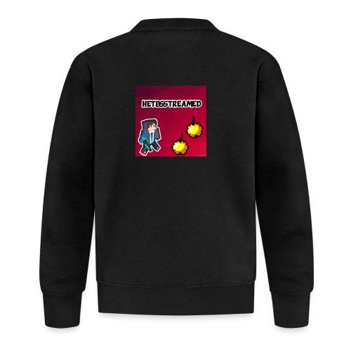 Logo kleding - Baseballjack