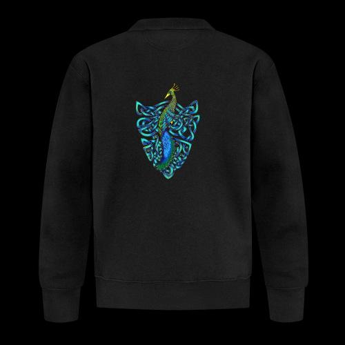 Peacock - Baseball Jacket
