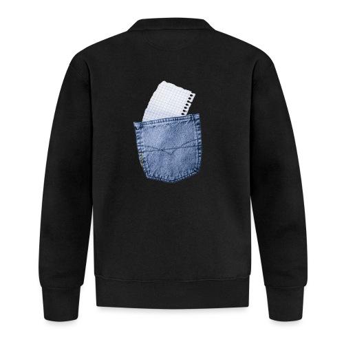 Jeans Baggy by #OneCreativeArts - Baseball Jacke