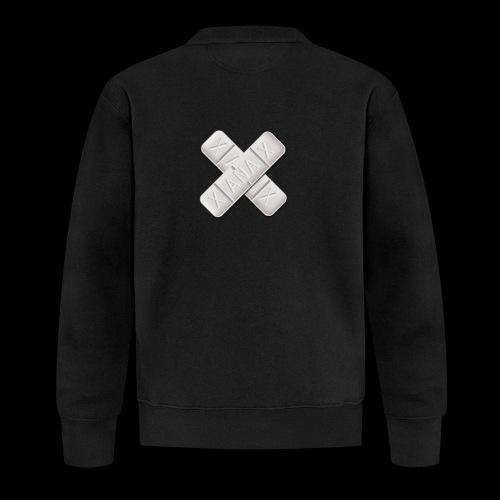 Xanax X Logo - Unisex Baseball Jacke
