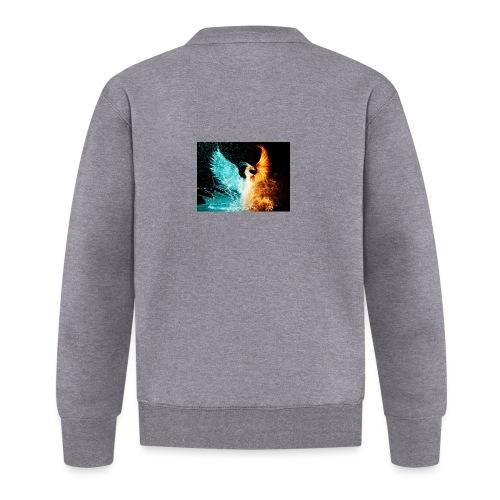 Elemental phoenix - Baseball Jacket
