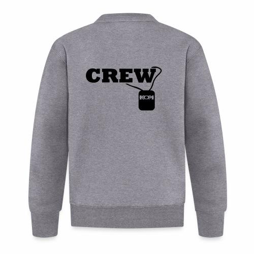 KON - Crew - Unisex Baseball Jacke