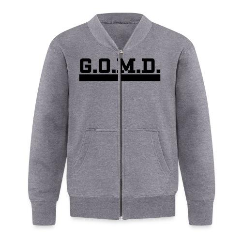 G.O.M.D. Shirt - Baseball Jacke