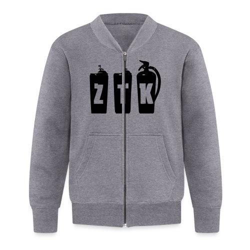 ZTK Vandali Dentro Morphing 1 - Unisex Baseball Jacket
