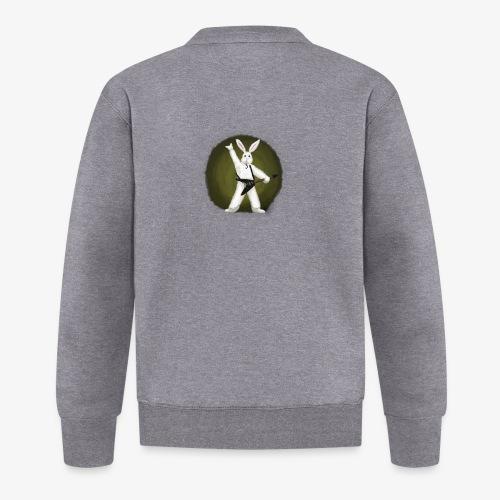 Metal Bunny - Baseballjakke unisex