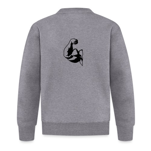PITT BIG BIZEPS Muskel-Shirt Stay strong! - Baseball Jacke