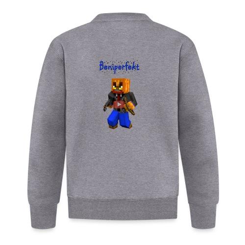 Beniperfekt T-Shirt für Männer - Unisex Baseball Jacke