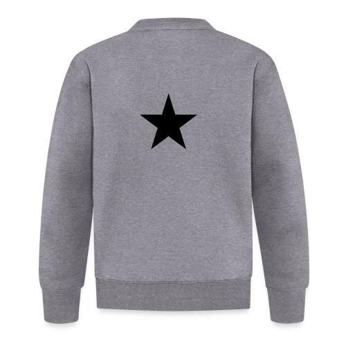 Ardrossan St.Pauli Black Star - Unisex Baseball Jacket